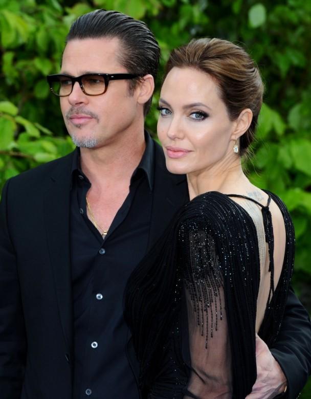 朱莉与皮特首度发联合声明:决定低调离婚