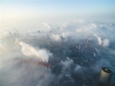 """北京政协委员:北京雾霾主要来自""""区域污染输送"""""""