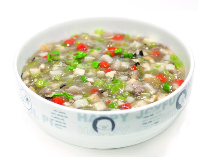 这是仙居百姓正月十四元宵节晚吃的美味佳肴.
