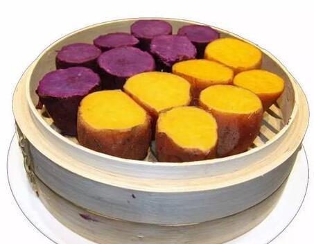 """紫薯和红薯,谁是真正的""""抗癌大王""""?"""