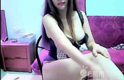 19岁女主播直播自慰 大尺度全裸涉淫秽表演被判刑