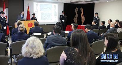 加拿大归还两件中国流失文物 系佛教寺院木雕