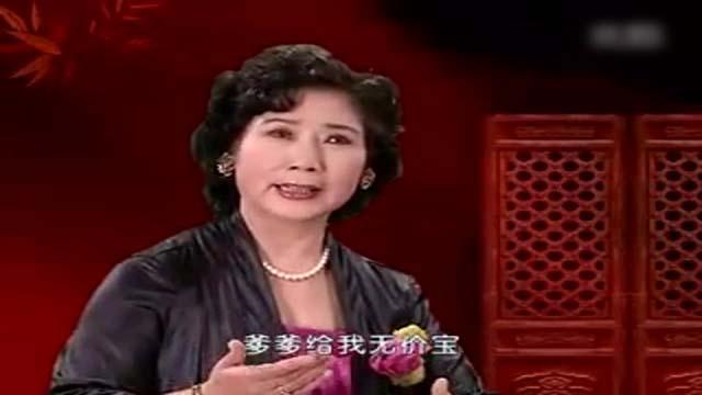秦腔:张梦晗演绎折子戏《花木兰》选段
