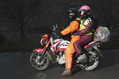 回家·1400公里的骑行:一路颠簸
