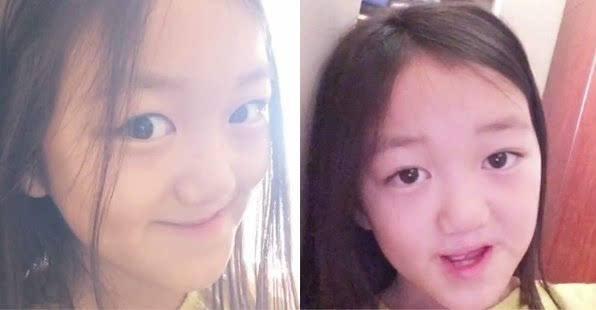 10岁李嫣频繁秀自拍视频 王菲被曝禁止女儿上网