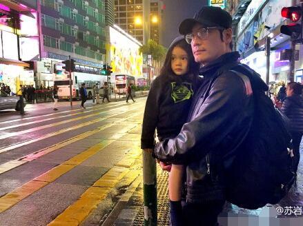 罗嘉良或让女儿返港读书:好怀念香港