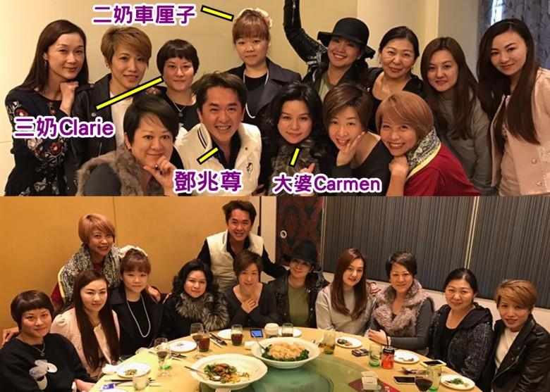 """他在TVB跑20年龙套 隐退后过上""""一夫三妻""""的生活 - 咱当兵的人 - 朋友多了路好走,有缘是朋友。"""