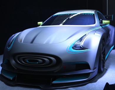 赣州将量产拥有全球唯一底盘专利技术的新能源汽车