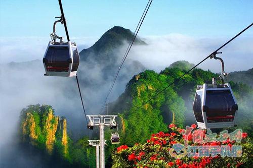 3月4日-12日,安福羊狮慕,武功山景区的女性游客免大门票参观游览.