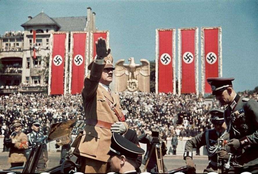 纳粹的登场:民主化如何点燃现代德国民族主义