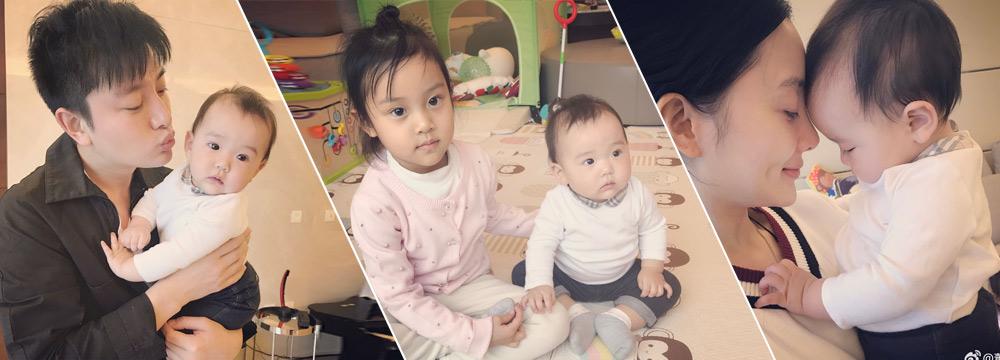 李小璐带甜馨与董璇女儿相聚 贾乃亮好像被嫌弃了……