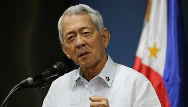 菲外长:菲律宾对争议岛屿并不拥有所有权 (图)
