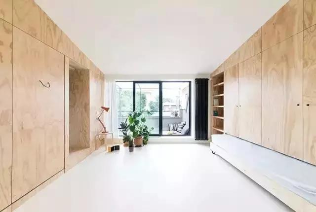 木板墙体装修效果图