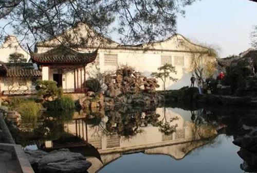 江苏文化日历   苏州园林:虽由人作,宛自天开