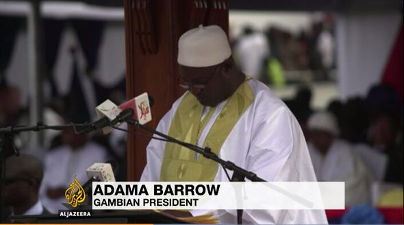 冈比亚新政府承诺坚持一中 不与台湾建立官方关系