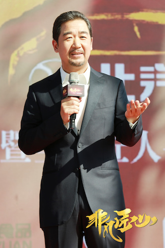 《非凡匠心》张国立:与张铁林王刚筹备《纪晓岚5》