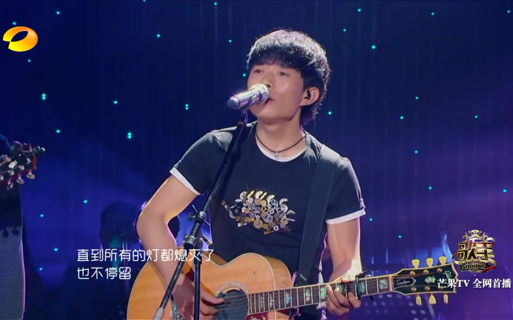 """从民间艺人走向娱乐明星 赵雷马頔可还有""""情怀"""""""