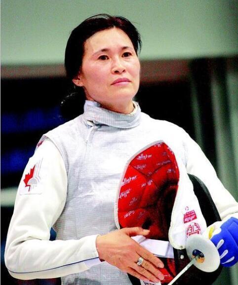 中国击剑传奇异国打拼 参加08奥运圆梦