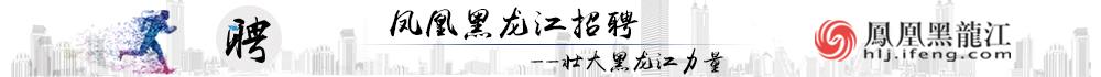 凤凰网黑龙江招聘