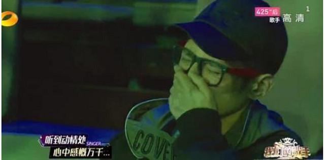 张杰唱完这首歌和维嘉崩溃痛哭,发生了什么?