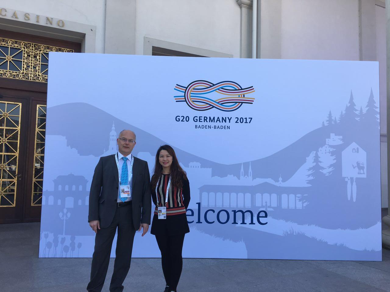 凤凰财经记者隔江远眺G20主会场