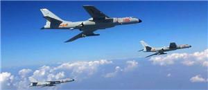 联播台:轰-6K进驻陕西 可携核弹震慑印度