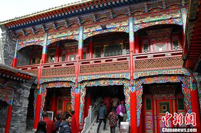 青海三年修缮上百座藏传佛教寺院危旧殿堂