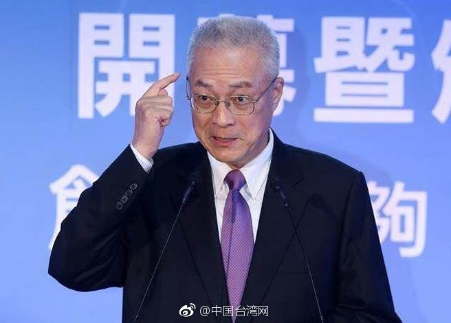 """民进党推""""去蒋化"""" 吴敦义:有人拆蒋公像后中风了"""