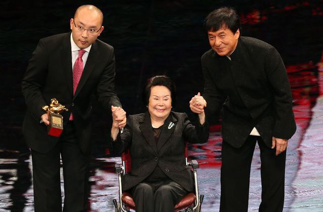 一代影后李丽华香港过世 遗愿一切从简不办公祭