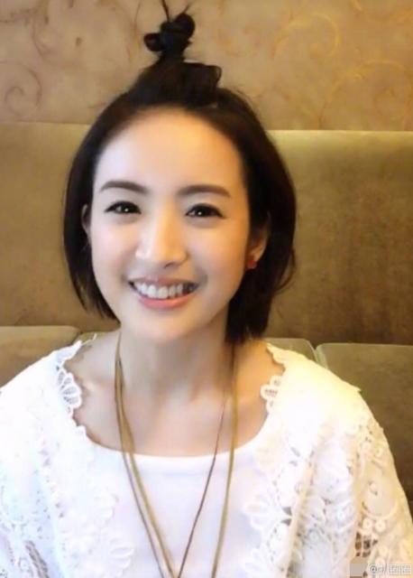 35岁林依晨可爱依旧 仍是10年前袁湘琴的样子