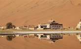 巴丹吉林——充满生机的沙漠