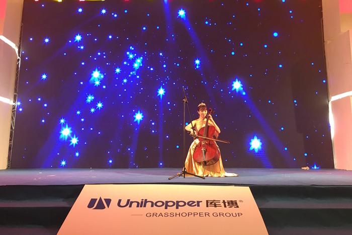 """""""库博标准 引领卓越""""2017库博五金全球峰会在广州顺利举行"""