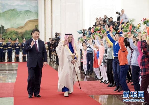 海上丝绸之路--十二天七会外国政要,习近平春季外交进行时