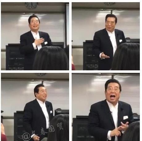 78岁李双江重登台授课 老当益壮精神抖擞