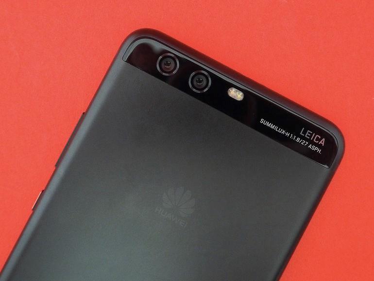 """英国媒体:华为P10 Plus为""""目前最好的大尺寸手机"""""""