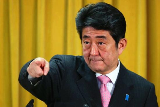 日本或撕毁和平宪法 走向主动进攻