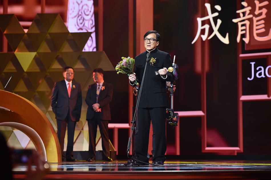 影响世界华人盛典各位获奖嘉宾精彩图集