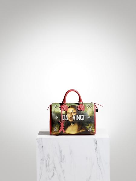路易威登与世界知名艺术家JEFF_KOONS之全新跨界合作