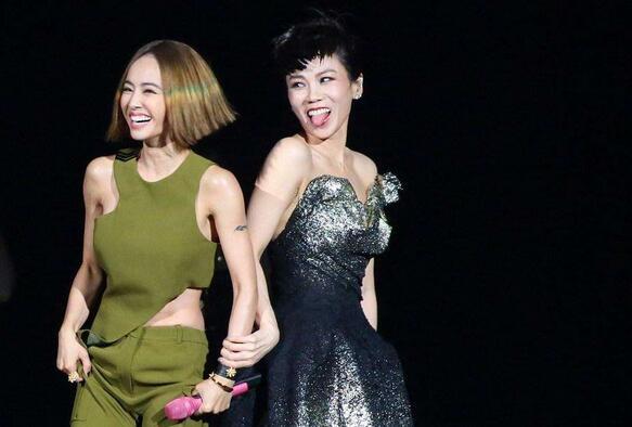 蔡健雅谈闺蜜蔡依林恋情:我们都是优秀女人