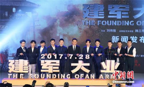 刘烨再度饰演毛泽东:把自己的成长注入角色中