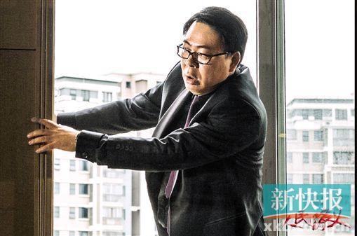 """《人民的名义》收视破5 """"阳光老爸""""高亚麟成就感满满"""