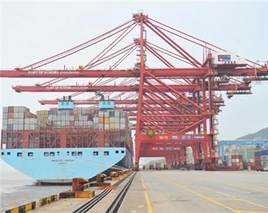 同比增长近三成 宁波外贸迎近6年来最佳开局