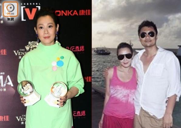 刘若英爸爸做心脏手术 老公竟然没有安慰她