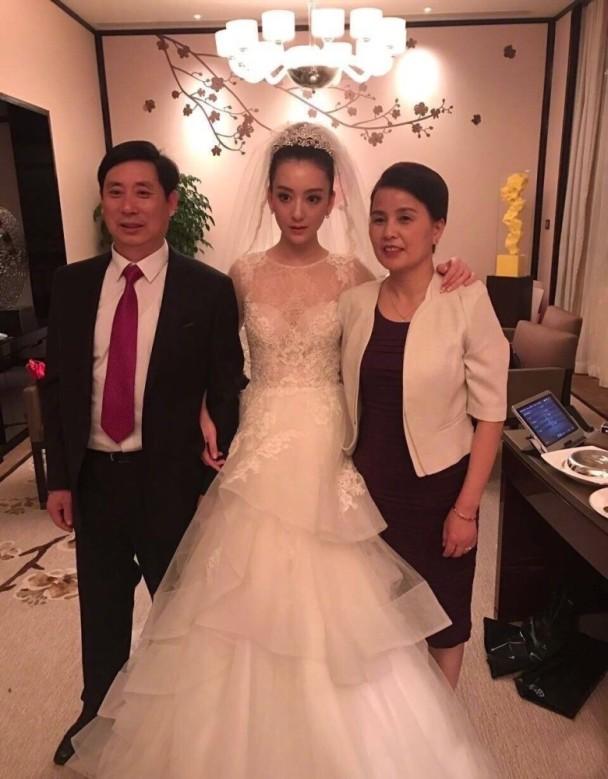 新娘父亲喊话新郎郭富城:我从小听你的歌长大