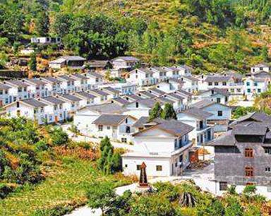 重庆高山生态扶贫搬迁进展顺利 部分指标已接近完成