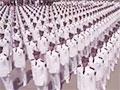 海军学校震撼方队