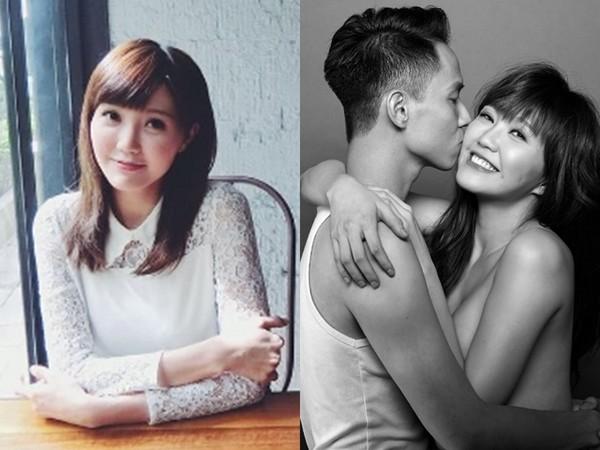24岁香港女歌手未婚生女 男友是澳门富二代 (图)
