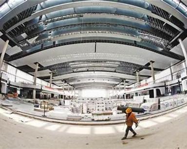 重庆西站年底投用 为重庆在建最大火车站
