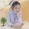 泰国小护士爆红网络