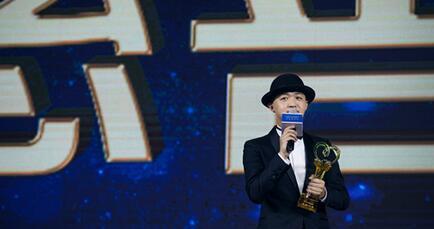 包贝尔关爱自闭症儿童 获明星年度慈善奖